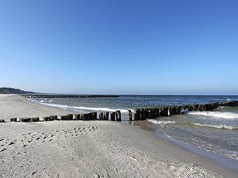 Erleben Sie Ostseestrand  pur